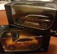 NOREV 2012 Citroën DS Numéro 9 en lot Bonus DS7 Crossback 3 inches   NEUF