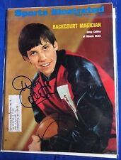 Doug Collins Signed Sports Illustrated Magazine Autographed
