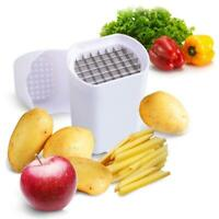 Fries Chips Cut One Step Fry Cutter Fruit Vegetable Potato Slicer