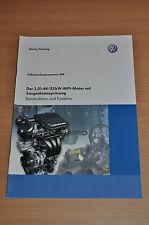 Selbststudienprogramm SSP 508 VW 1,0l- 44/ 55 kW MPI- Motor Saugrohreinspritzung