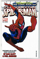 AMAZING SPIDER-MAN, FCBD, Swing Shift, 2007, NM, more SM in store, Marvel