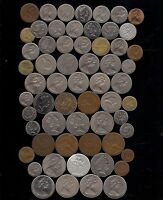 CHOOSE FROM LOT AUSTRALIA NEW ZEALAND COINS FIJI DOLLARS CENTS $ PENCE 1/2d 1d