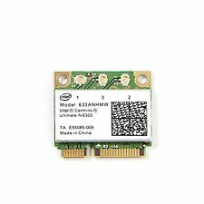 GENUINE DELL Intel Centrino Ultimate N 6300 WLAN Card 633ANHMW REV A05 4W00N