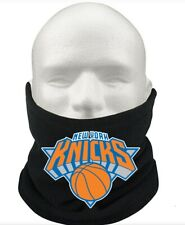 New York Knicks Basketball Gift Thermal Fleece Scarf Snood Neck Warmer