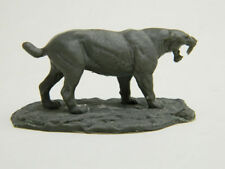 Smilodon fatalis 1/35 scale La Brea tar pit sabertooth resin model fine detailed