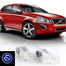 2X LED Door Courtesy Laser Projector Light For Volvo V60 V40 XC90 S60 C70 XC60
