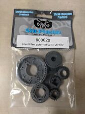 Shepherd Micro Racing Velox V8 EC Low Friction Pulley Set - 900020