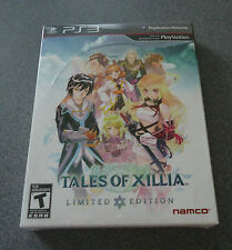 Tales of Xillia -- Limited Edition       Sony PlayStation 3, 2013      NEW