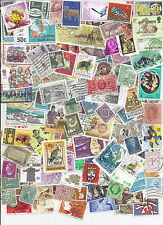 Worldwide Kiloware Collection - 120 Different Stamps Off Paper - Lot SB2