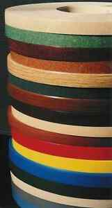 """Panolam PVC edgebanding colors in 15/16"""" x 120"""" rolls with no adhesive 1/50"""""""