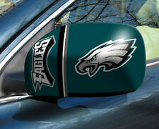 Philadelphia Eagles Mirror Cover 2 Pack - Small [NEW] NFL Auto Car Truck CDG