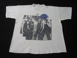 Vintage U2 Zooropa '93 T-Shirt Size XL Men's Double Sided Single Stitch