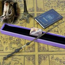 Hot Harry Potter Professor Dumbledore's Wand The Elder Wand in Box Great Gift