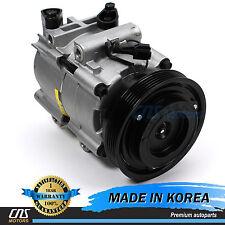 Fits 2001-2004 Hyundai Santa Fe 2.4L G4JS A/C Compressor w/ Clutch 58187 HS18
