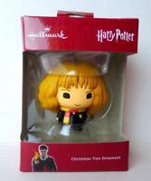 Hallmark Harry Potter Hermione Granger Christmas Tree Ornament 2018 NIB