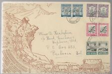 1939 South Africa Huegonaut Issue FDC