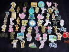 haven holiday pin badges large collection rory/anxuios/sylvestor/extras charity1