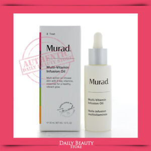 Murad Multi-Vitamin Infusion Oil 1oz NEW FAST SHIP