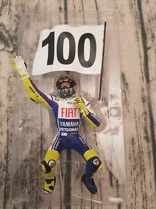 MINICHAMPS ROSSI FIGURE YAMAHA 100 WINS ASSEN 2009  REFERANCE 312-09-0176