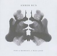 Amber Run - For A Moment, I Was Lost [CD]