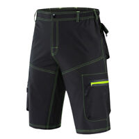 Men Bike Cycling Casual Shorts Waterproof Bicycle Quick Dry Half Pants