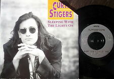 """CURTIS STIGERS, SLEEPING WITH THE LIGHTS ON /PEOPLE LIKE US-Arista 7"""" PS-EX"""