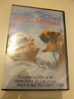 dvd    Mejor ... imposible  con jack nicholson (nuevo   precintado)