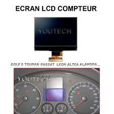 LCD BILDSCHIRM ZÄHLER klein ODB GOLF 5, TOURAN, SHARAN, PASSAT, SEAT LEON, ALTEA