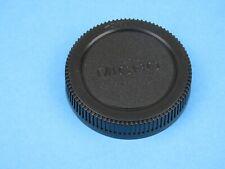 Rear Lens Dust Cap Cover for Olympus Micro Four Third 4/3 Lens mount lenses