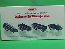 "1:87 Wiking 099091  Set ""Blumhardt"" -  Blitzversand per DHL-Paket"