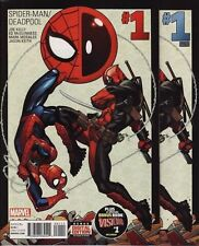 Deadpool Near Mint Grade Comic Books