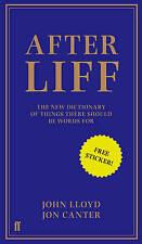 Afterliff by Jon Canter, John Lloyd (Hardback, 2013)