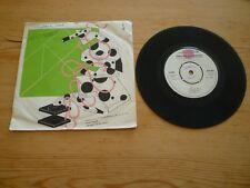HIT ME WITH YOUR RHYTHM STICK - IAN DURY+BLOCKHEADS 7 INCH SINGLE VINYL RECORD