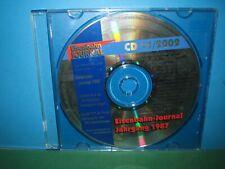 EISENBAHN JOURNAL ~ CD-ROM    11 / 2002 ONLY ~ GERMAN TEXT > VGC SEE PIC'S
