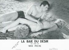JEAN VALMONT SOPHIE HARDY LA BAIE DU DESIR 1964 PHOTO ORIGINAL  #9 MAX PECAS