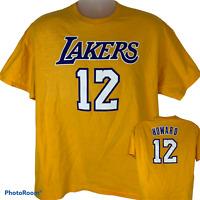Dwight Howard LA Lakers X-Large T Shirt NBA Los Angeles Basketball Graphic Tee