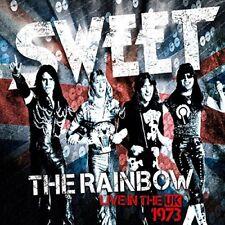 SWEET - THE RAINBOW (SWEET LIVE IN THE UK) (NEW VINYL EDIT  2 VINYL LP NEW+