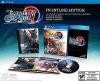 Legend of Heroes: Trails of Cold Steel IV Frontline Edition forPlayStation 4 [Ne