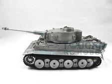 100% Metal Mato 1/16 Tiger I RTR RC Tank BB Shooting Pellets Metal Color 1220