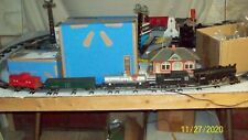 American Flyer S gauge set with 342 DC 0-8-0 switcher