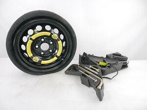 ☑️ 03-10 Porsche Cayenne Emergency Roadside Spare Whee/Tire Kit (Tire/Jack/Foam)