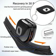 Car Windshield Wiper Blade Grinding Refurbish Repair Tool Decorated Key Chain