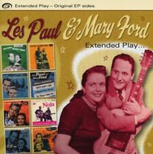 Extended Play...Original EP Sides von Mary Ford,Les Paul (2015), Neu, CD