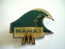 PINS MAC DO HAWAI SURF VAGUE par ARTHUS BERTRAND