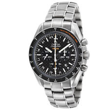 Omega Speedmaster Analog Round Wristwatches