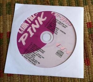 PINK KARAOKE CDG GREATEST HITS QUIK HITZ QH-1002 ($19.99) CD+G POP MUSIC SONGS