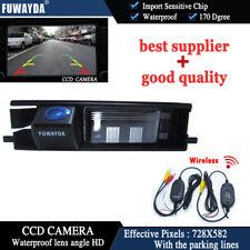 Wireless Sans fil Voiture camera de recul Reverse for Toyota RAV4 2006-2012