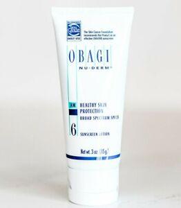 Obagi Nu - Derm AM 6 Healthy Skin Protection SPF 35 Sunscreen Lotion Sun Cream