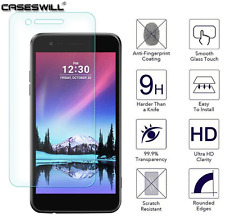 Clear HD Tempered Glass Film LCD Screen Protector For LG Phoenix 3 (AT&T)