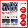 ZEBRA Z-GRIP FLIGHT Ballpoint Pen - 1.2mm Ultra-smooth - Pack of 1 to Pack of 40